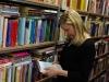 Ruta Sepetys Neringos bibliotekoje Astos Martinonytes foto