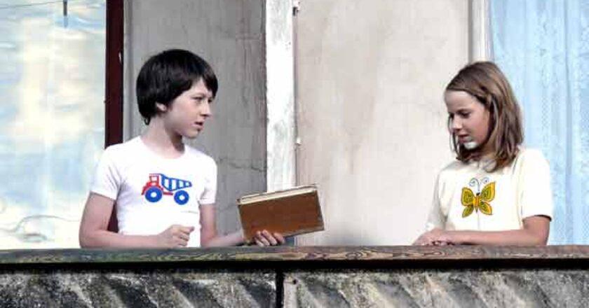 Filmas balkonas