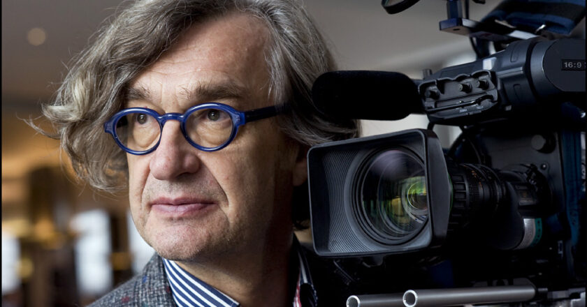 Režisierius Wim Wenders