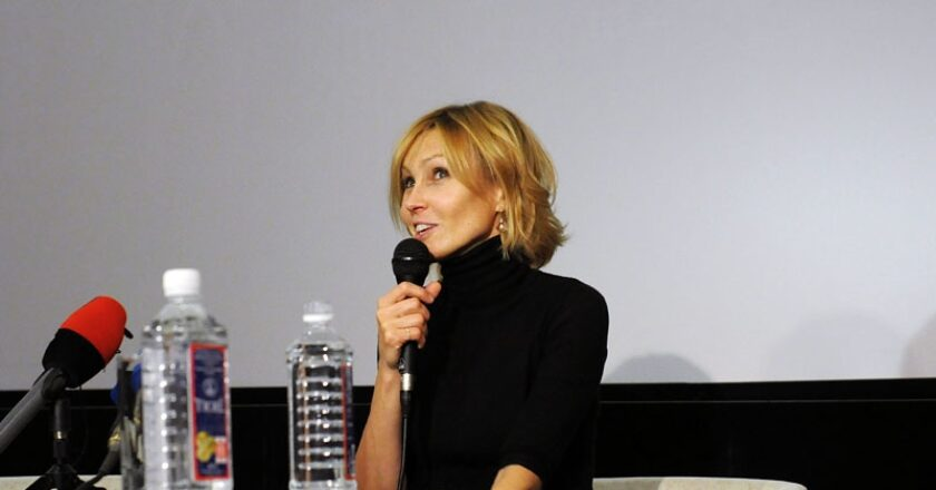 Ingeborga Dapkūnaitė. Foto - Marina Juralevičiūtė