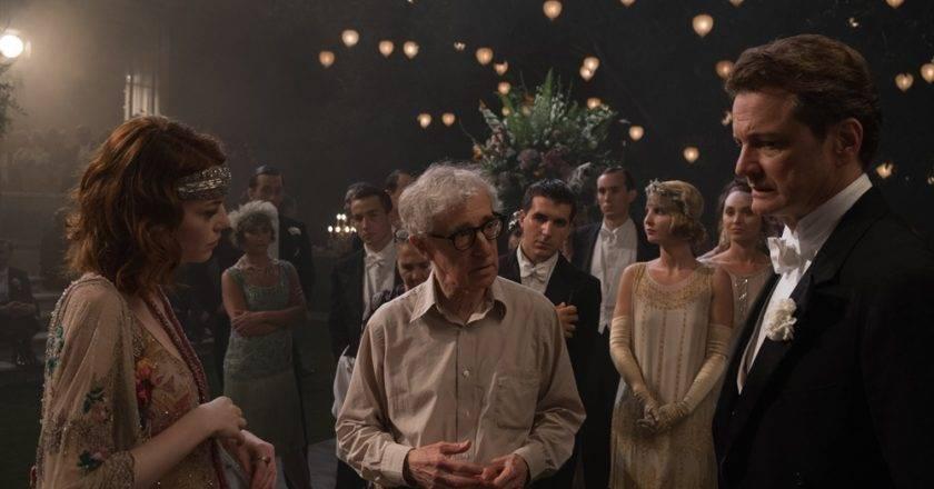 Mėnesienos magija,Magic in the Moonlight,Woody Allen