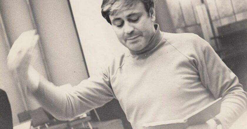 Aktorius Donatas Banionis LRT archyvas
