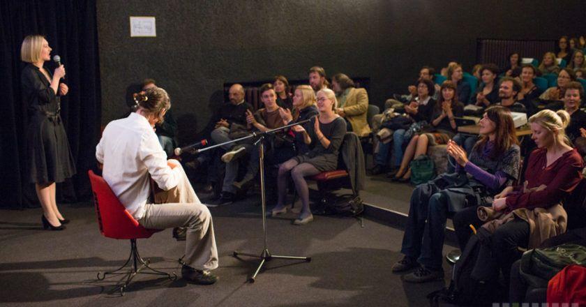 VDFF'14 atidarymo akimirka Vilijos Buivydės nuotrauka