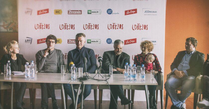 Lošėjas, Vytautas Kaniušonis, Ignas Jonynas, Kristupas Sabolius