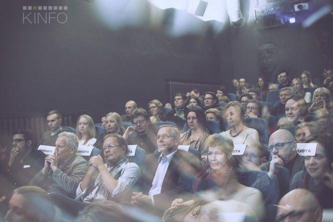 VDFF'14, uždarymas Monikos Daužickaitės nuotrauka