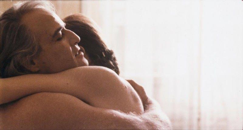 """Kadras iš filmo """"Paskutinis tango Paryžiuje"""" """"Skalvijos"""" kino centro archyvas"""