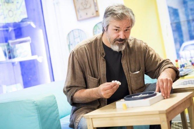 Aktorius Vytautas Kaniušonis, Gedimino Bartuškos nuotrauka