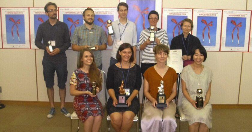 Festivalio laimėtojai Jūratės Leikaitės archyvas