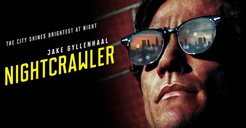 """Filmo """"Nightcrawler"""" plakatas, Šaltinis - imageserver.moviepilot.com"""