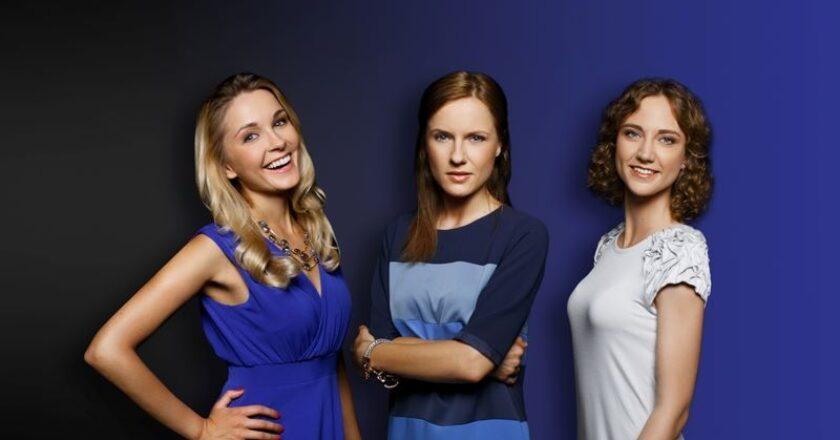 Sandra Daukšaitė-Petrulėnė, Jurgita Jurkutė, Justė Zinkevičiūtė