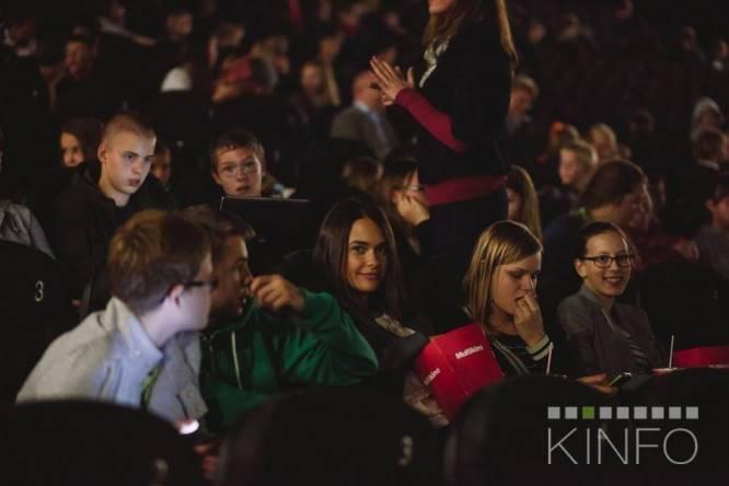 Tarptautinio vaikų ir jaunimo festivalio atidarymas Kristinos Sereikaitės nuotrauka