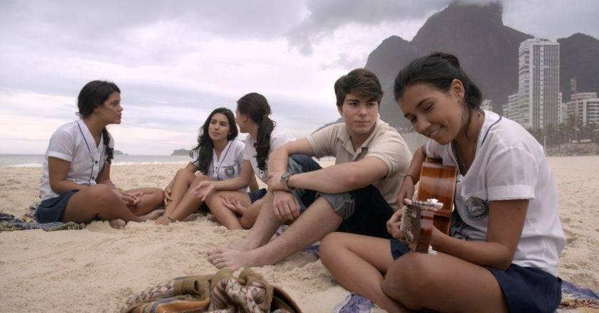 """Kadras iš filmo """"Casa Grande"""", Vaikų ir jaunimo festivalio archyvas"""