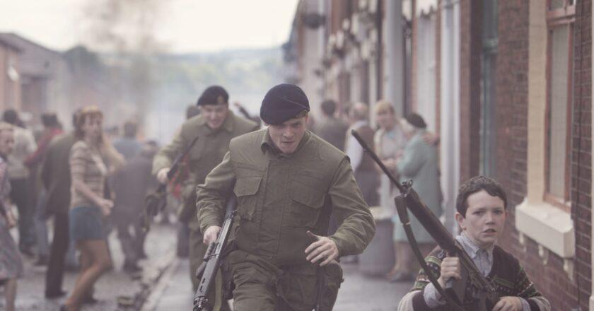 """Kadras iš filmo """"1971-ieji"""" Festivalio """"Scanorama"""" archyvas"""