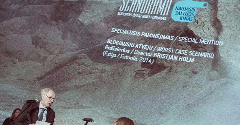 """Festivalio """"Scanorama"""" uždarymas Monikos Daužickaitės nuotrauka"""