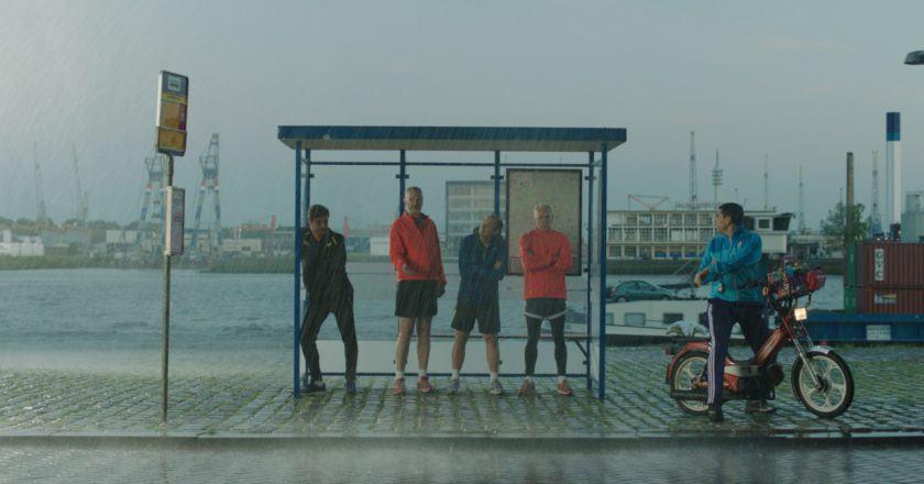 Maratonas, Nyderlandų kino dienos