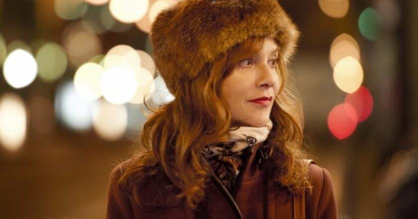 """Kadras iš filmo """"Šėlionės Paryžiuje"""" Festivalio """"Žiemos ekranai"""" archyvas"""