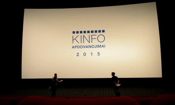"""KINFO apdovanojimai 2015"" Fotografė Emilija Andrašūnaitė"