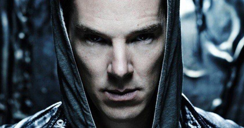 Benedictas Cumberbatchas Šaltinis - hypable.com