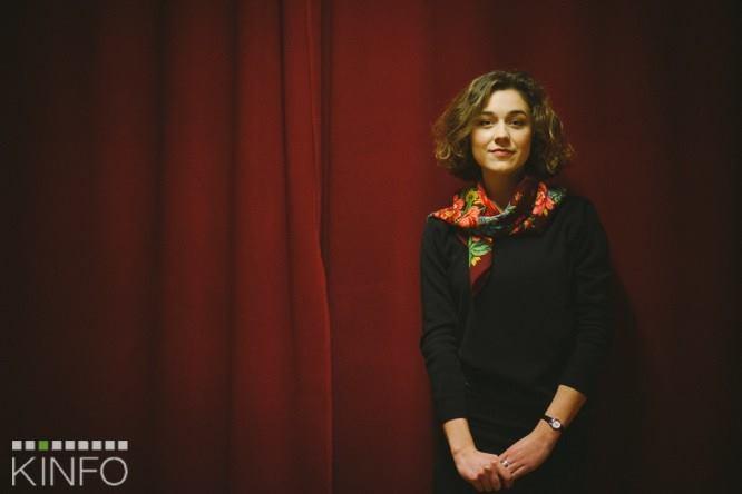 Aktorė Aistė Diržiūtė Fotografė Kristina Sereikaitė