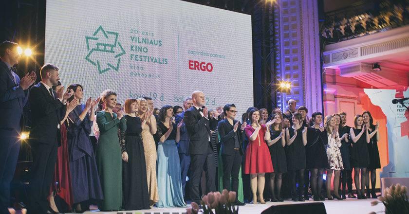 """Festivalio """"Kino pavasaris"""" atidarymas Fotografė Monika Daužickaitė"""