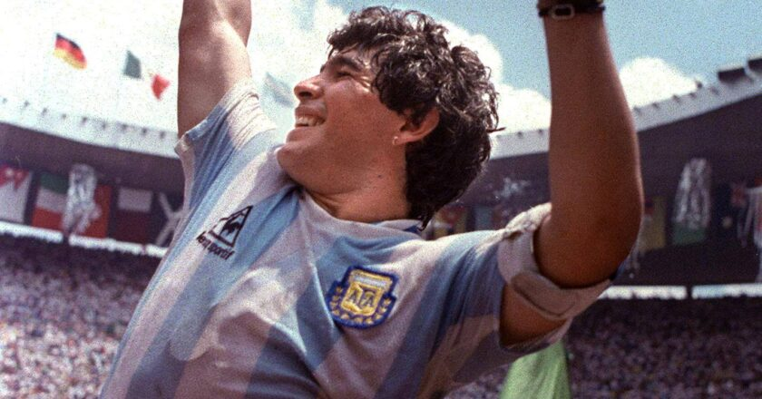 Maradona 1986-ieji