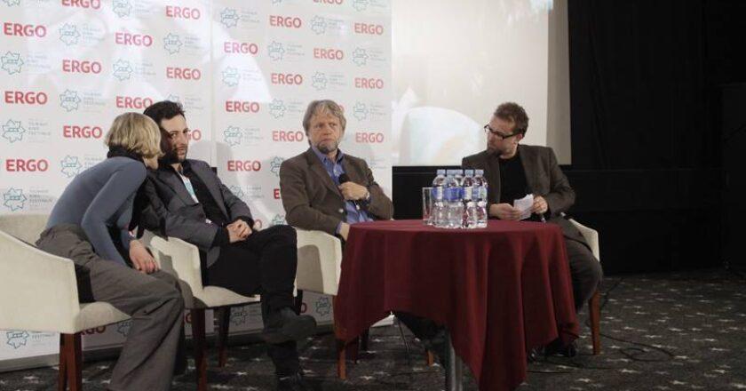 """Lietuviškų filmų programos pristatymas Festivalio """"Kino pavasaris"""" archyvas"""