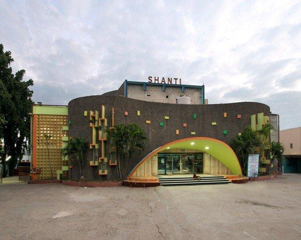 Shanti, Hyderabad