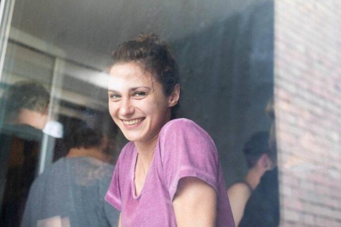 Aktorė Indrė Patkauskaitė